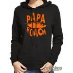 Dámska mikina s kapucňou Papa Roach/ Classic logo