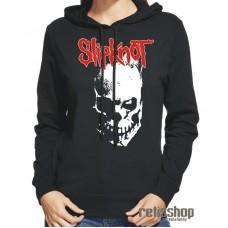 Dámska mikina s kapucňou Slipknot