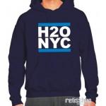 Mikina pánska s kapucňou H2O/ NYC