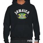 Mikina pánska s kapucňou Jamaica