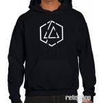 Mikina pánska s kapucňou Linkin Park/ Chester Bennington logo