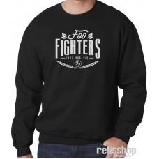 Mikina Foo Fighters/ 100% Organic Band