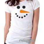 Tričko dámske Snehuliak
