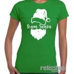 Tričko dámske Team Santa